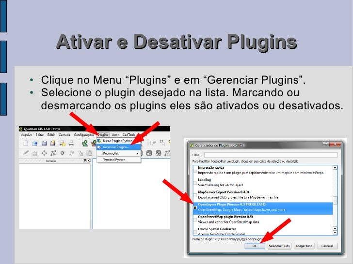 how to use plugins qgis 3