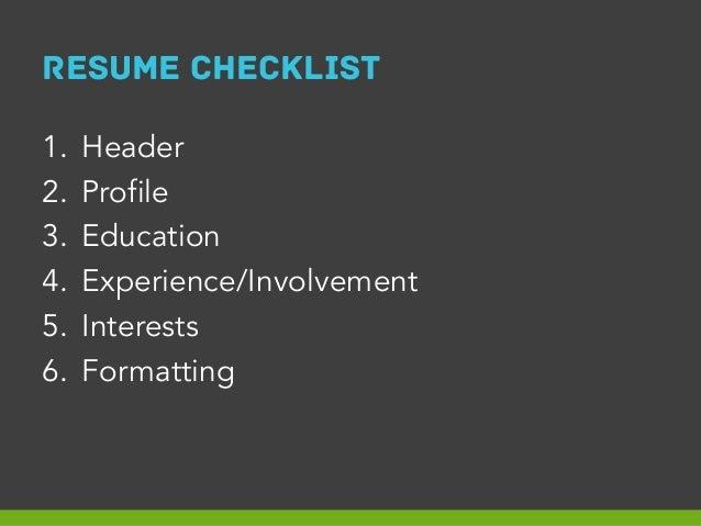 tutorial 4 resume peer review