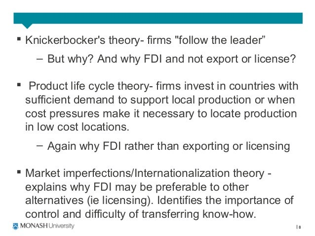 which theoretical explanation or explanations of fdi best explains cemex s fdi Which theory can explain it best isabel faeth† department of is driven by longer term considerations and its determinants could not be fully explained by any single theoretical model there is a variety of theoretical models explaining fdi and a wide range of factors that can be experimented with in.