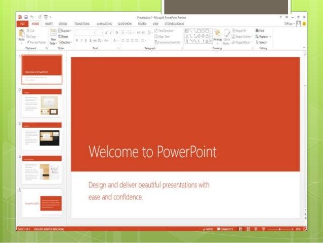 Tutorial acerca de powerpoint online Slide 2