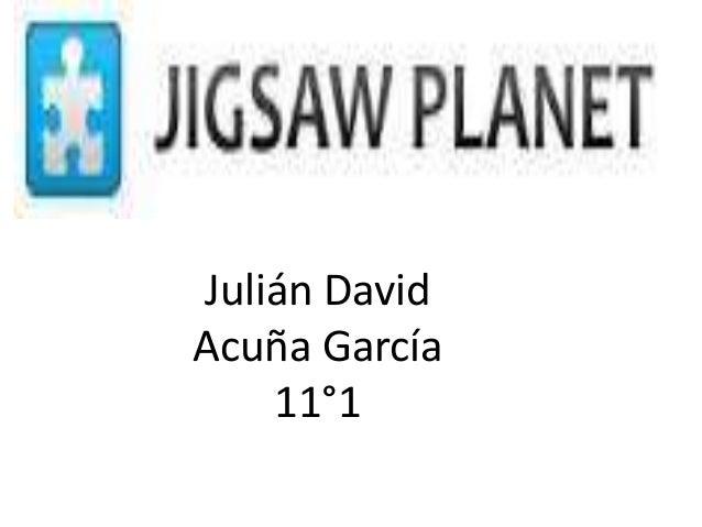 Julián David Acuña García 11°1
