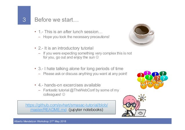 Introduction to Mining Social Media Data Slide 3