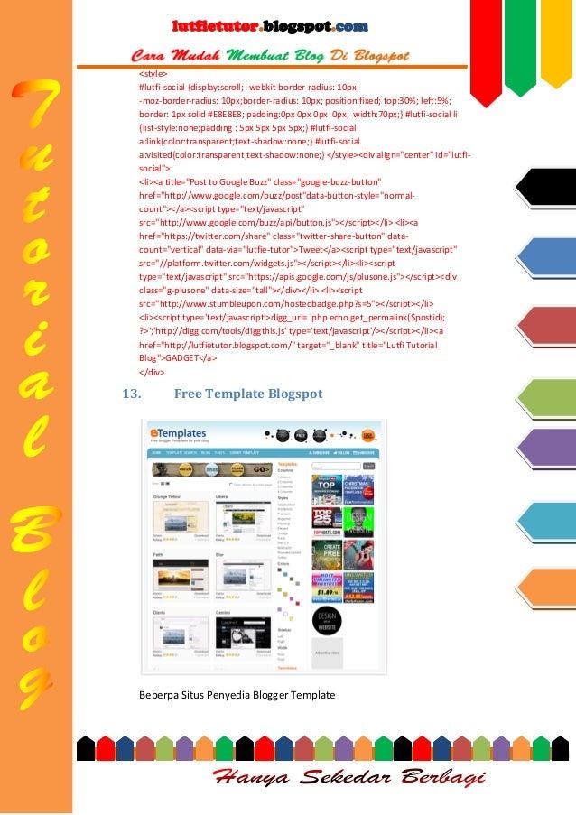 lutfietutor.blogspot.com <style> #lutfi-social {display:scroll; -webkit-border-radius: 10px; -moz-border-radius: 10px;bord...