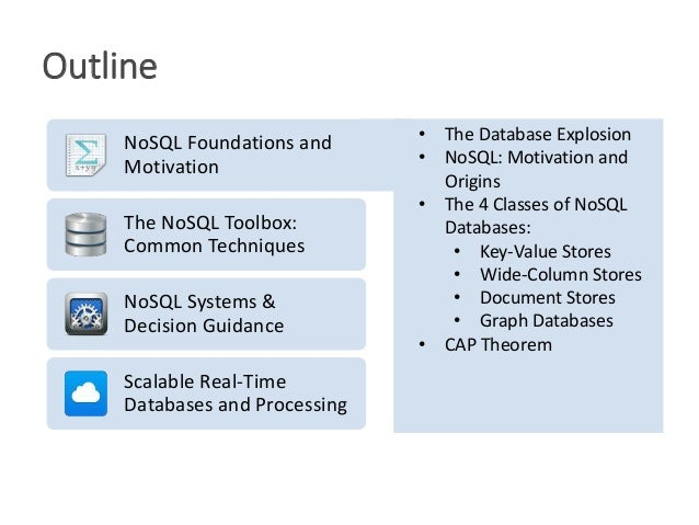 NoSQL Data Stores in Research and Practice - ICDE 2016
