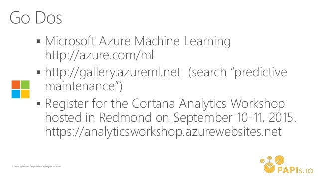 [Tutorial] building machine learning models for predictive maintenance applications - Yan Zhang