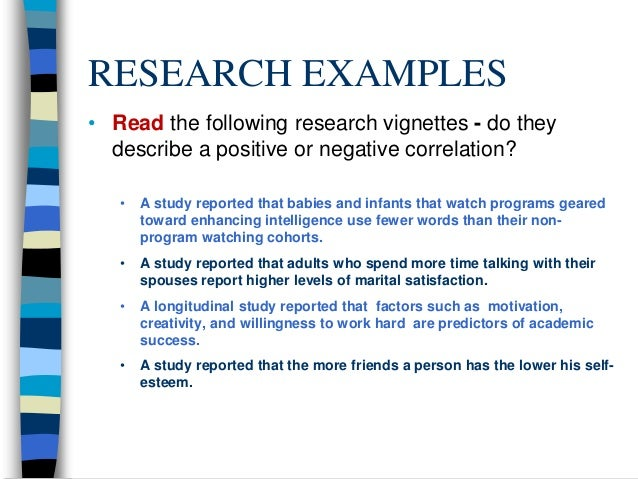 pearson correlation thesis