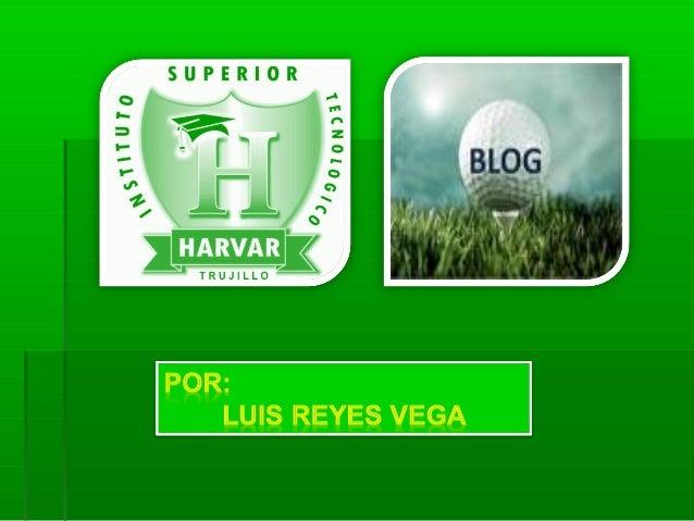 concepto Un blog, es un sitio Web  periódicamente actualizado  que recopila  cronológicamente textos o  artículos de uno ...