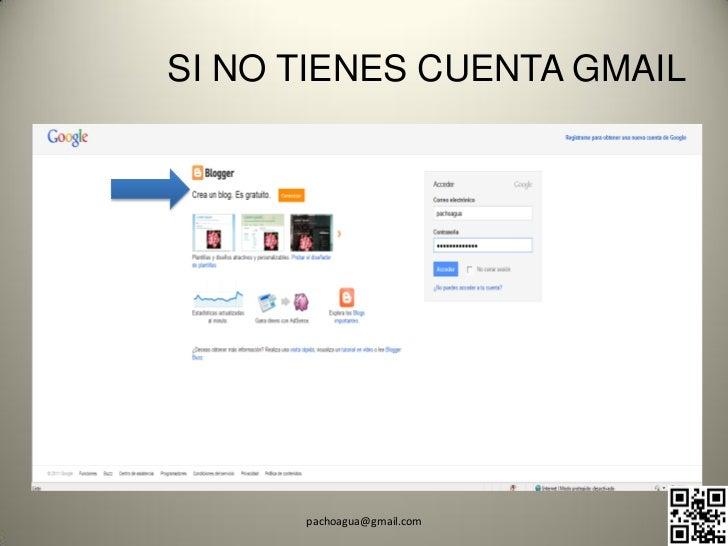 Tutorial de blog   vieja interface Slide 3