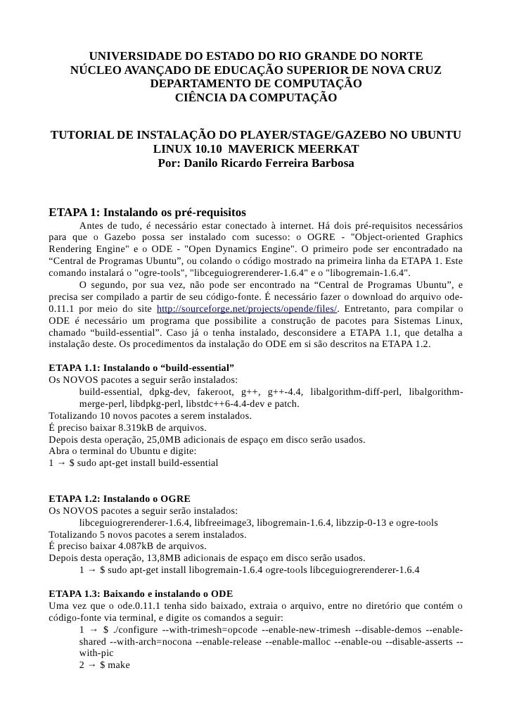 UNIVERSIDADE DO ESTADO DO RIO GRANDE DO NORTE     NÚCLEO AVANÇADO DE EDUCAÇÃO SUPERIOR DE NOVA CRUZ               DEPARTAM...