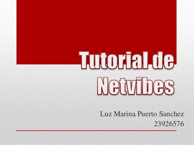 Luz Marina Puerto Sanchez  23926576