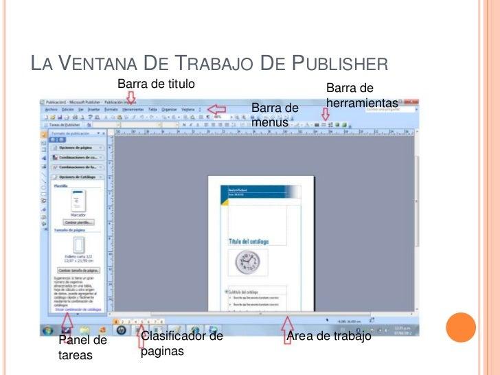 Tutorial De Publisher Por Ariannys Epiayu
