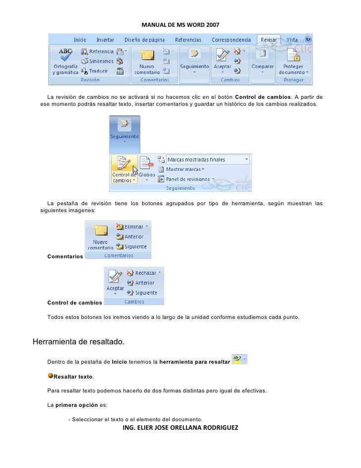 Curso word - aulaclic by smope premia de dalt - Issuu
