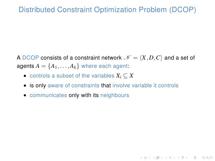 generalized distributive