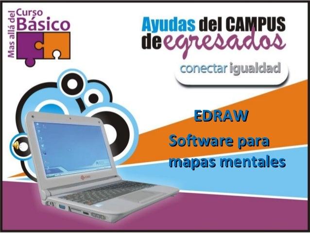 EDRAWSoftware paramapas mentales