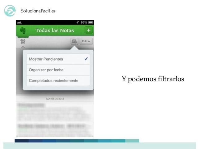 SolucionaFacil.es Y podemos filtrarlos