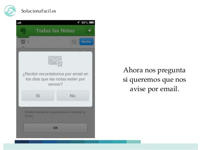 SolucionaFacil.es Ahora nos pregunta si queremos que nos avise por email.