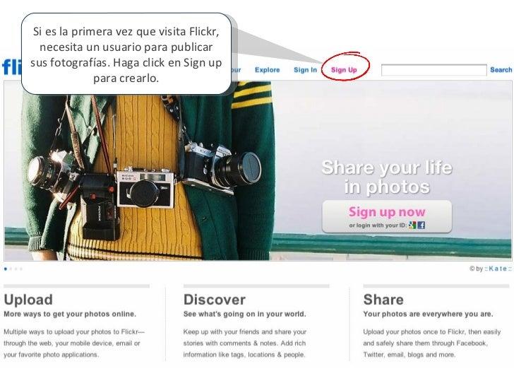 Flickr en 35 diapositivas Slide 3