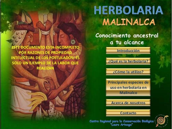 Conocimiento ancestral                                         a tu alcanceESTE DOCUMENTO ESTA INCOMPLETO    POR RAZONES D...