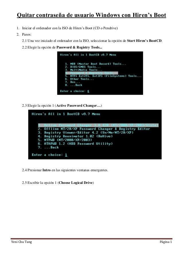 hirens boot pendrive windows 7