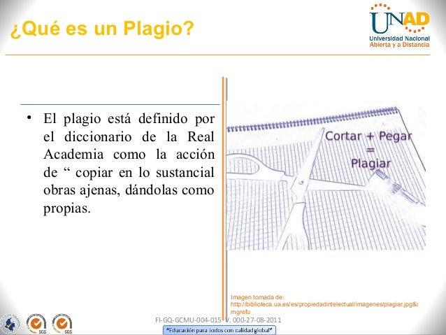 Tutorial II Políticas de Plagio Slide 2