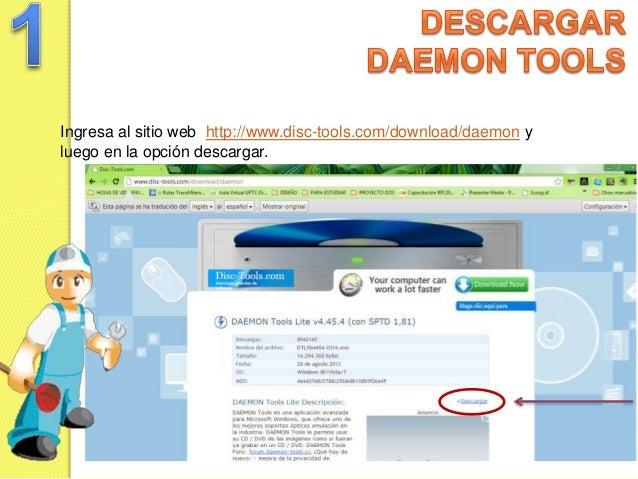 Download daemon tools instalador mark amber - Download daemon tools lite 4 ...
