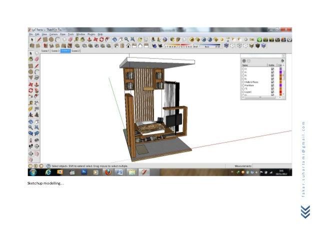 Sketchup modelling...fakar.suhartami@gmail.com