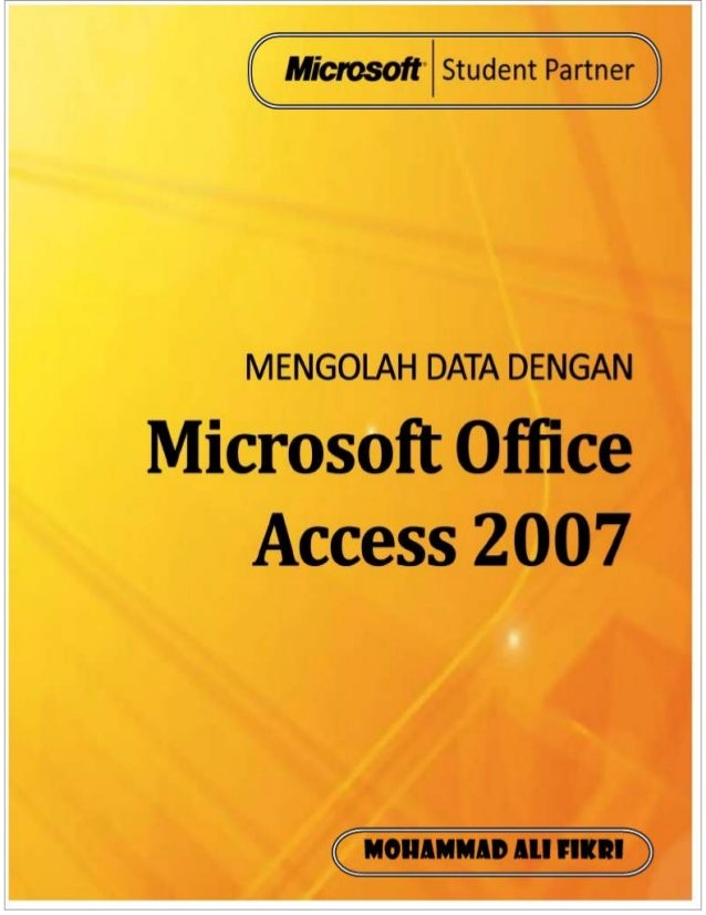 2007 download access indonesia bahasa microsoft ebook