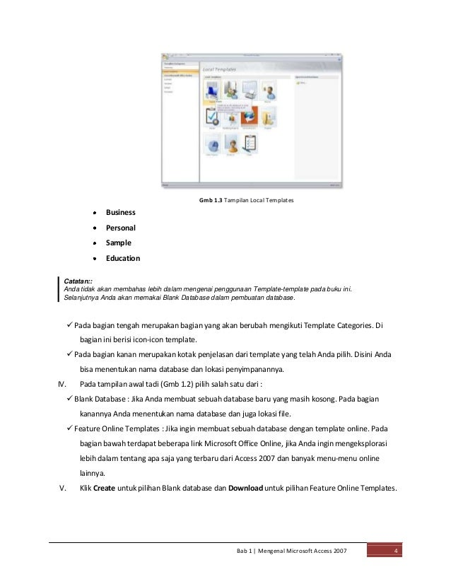 Ms Access 2007 Template from image.slidesharecdn.com