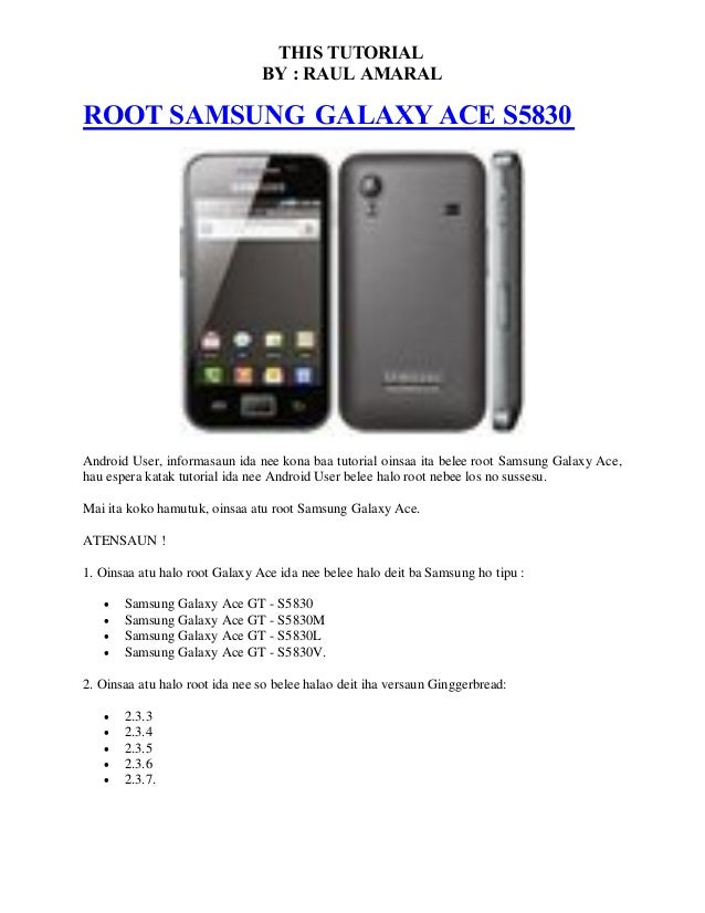 How to enter samsung galaxy ace 3 in recovery mode?   tutorials.