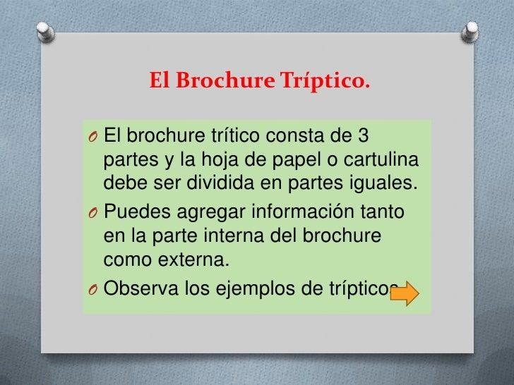 tutorial para crear brochures en word