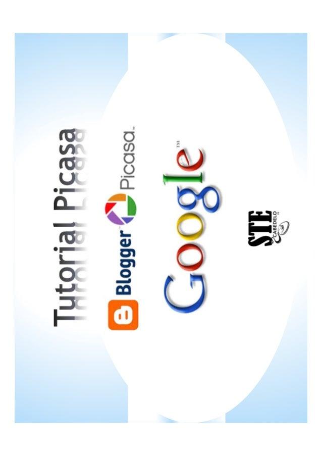 Picasa 1 – Realize o LOGIN em sua conta no Google, depois acesse o Picasa através do endereço: https://picasaweb.google.co...
