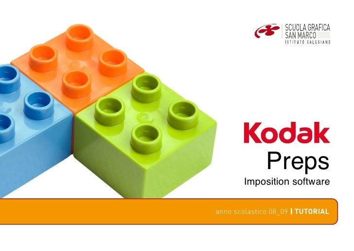 Preps        Imposition softwareanno scolastico 08_09 | TUTORIAL