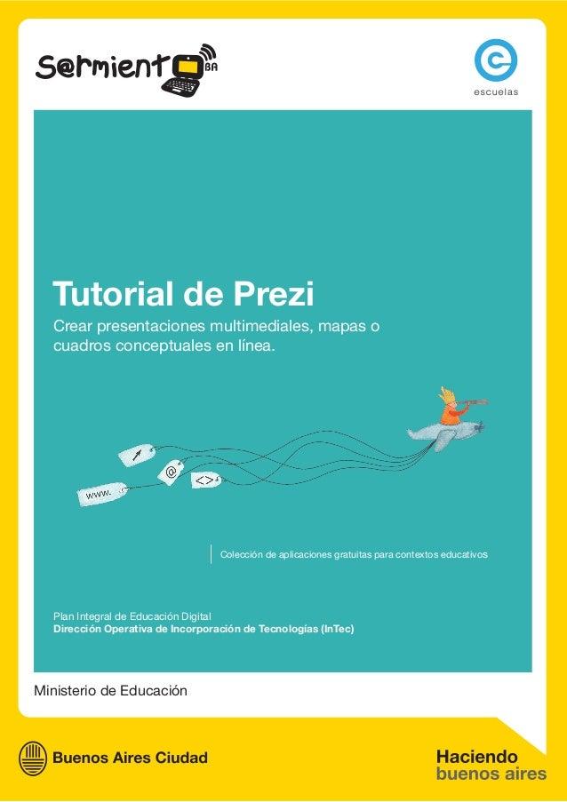 Ministerio de Educación Plan Integral de Educación Digital Dirección Operativa de Incorporación de Tecnologías (InTec) Col...