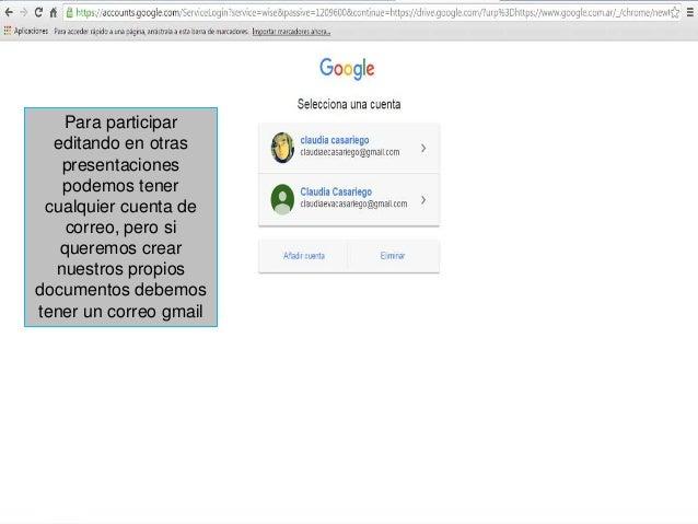 tutorial registrarse en google drive
