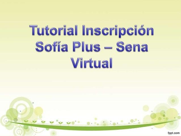 "Ingresar ahttp://www.senasofiaplus.edu.co/sofia-index/ """