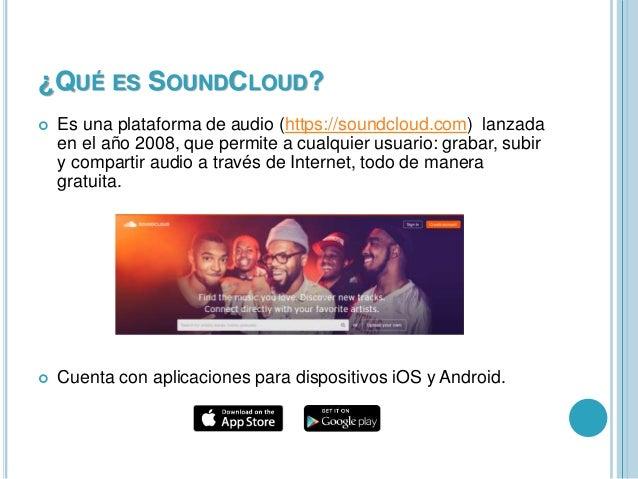 Tutorial SoundCloud Slide 3