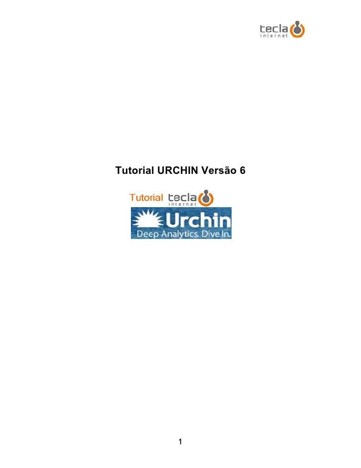 Tutorial URCHIN Versão 6                1