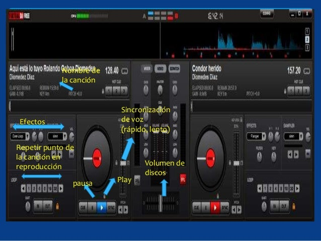 Como Manejar Virtual Dj    (TUTORIAL)