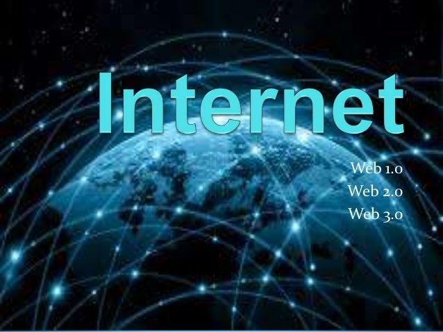 Web 1.0 Web 2.0 Web 3.o