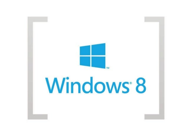 Windows 8 para principiantes