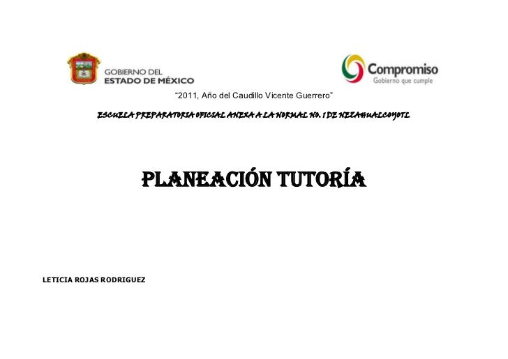 """<br />""""2011, Año del Caudillo Vicente Guerrero""""<br />ESCUELA PREPARATORIA OFICIAL ANEXA A LA NORMAL NO. 1 DE NEZAHUALCOY..."""