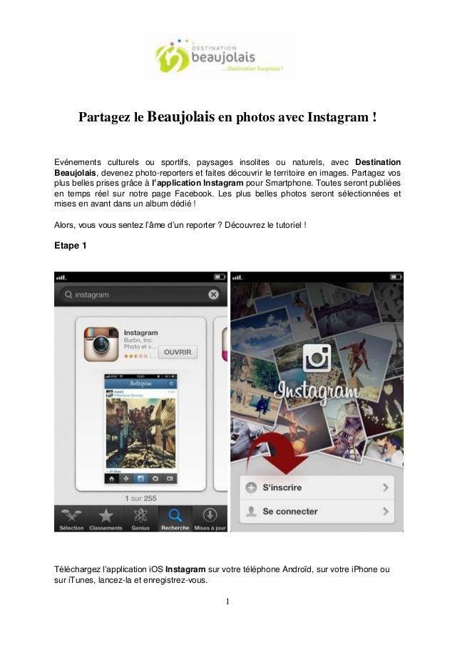 Partagez le Beaujolais en photos avec Instagram ! Evénements culturels ou sportifs, paysages insolites ou naturels, avec D...