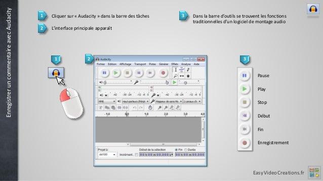 Programmes et logiciels professionnels d'enregistrement du son. Vous trouverez plus bas nos enregistreurs audio. Que vous recherchiez une solution pour  enregistrer votre voix, des bruits ou de la musique, elle se trouve ici. À essayer  et télécharger dès maintenant. Enregistrement et montage audio.