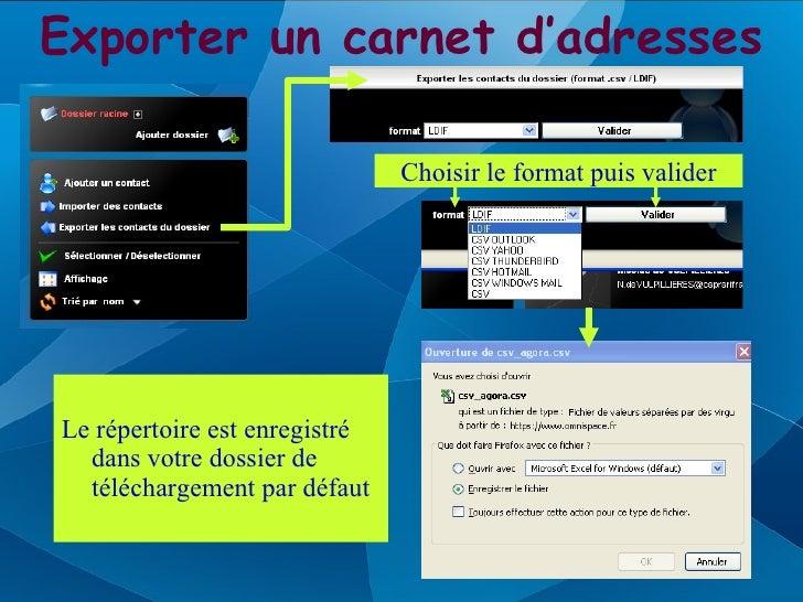 tutoriel agora project cietice