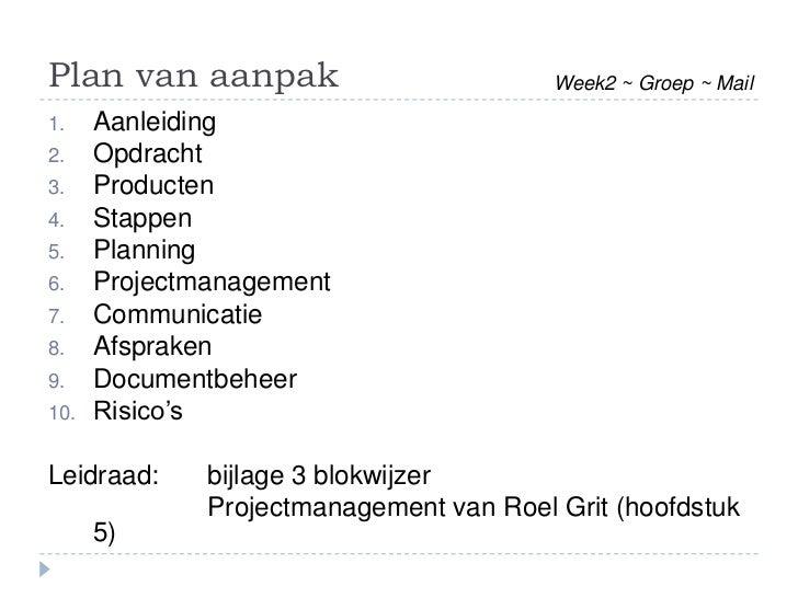 Tutoring IDM Den Haag IDM 1 Deskresearch