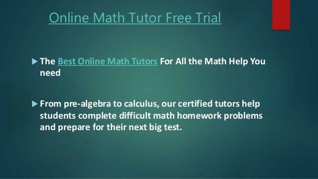 Math Tutor Online Free Trial - Kidz Activities