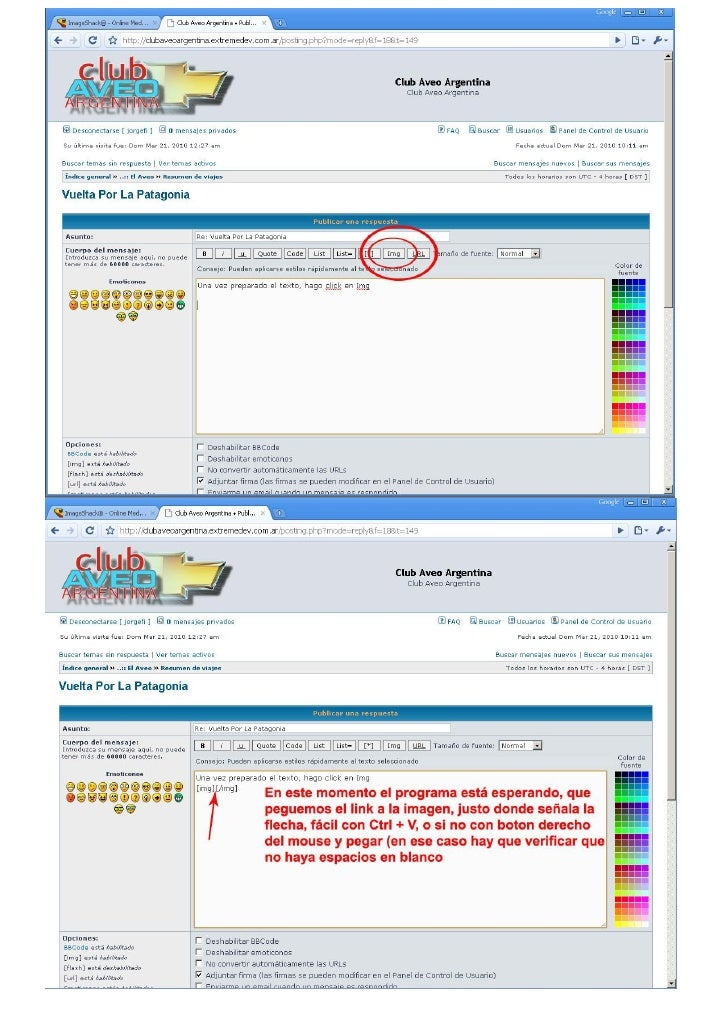 Tuto Subir Imagenes Slide 3