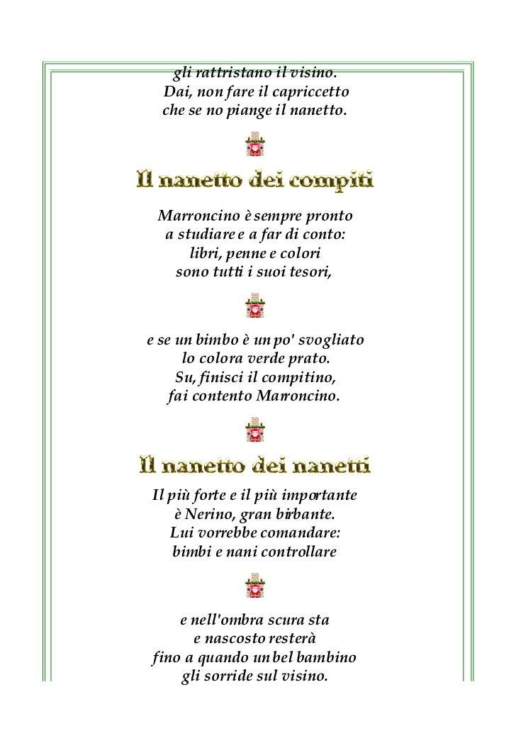 Tutto Per Natale Filastrocche Poesie Ninne Nanne Ecc