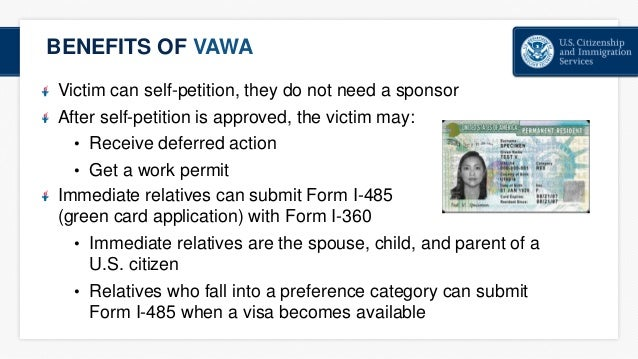 T & U Visas and the Violence Against Women Act (VAWA)