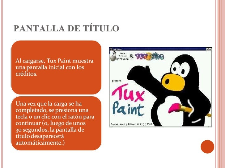 Descargar Tux Paint 5 Para Xo Download